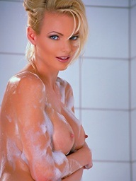 Sabrina takes a hot bath - Digital Desire