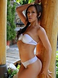 Samia Duarte on 21Sextury.Com - Bubble-ass