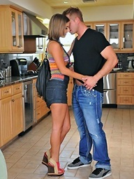 Presley Hart on 21Sextury.Com - Got the mood for some foot!