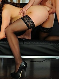 Tiffany Doll on 21Sextury.Com - Grab your luck by the cock