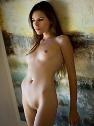 Valeria spends some private time in the bathroom - Digital Desire
