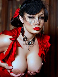 CLEMENTINE with Aria Giovanni - Holly Randall