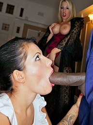 Scantily Go up against Housemaid